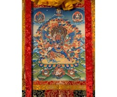 Brocaded Thangkas